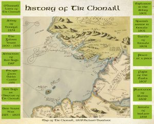 History of Tír Chonaill